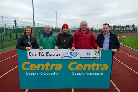 photo of Centra Deasy Clarecastle sponsoring Run The Banner series